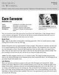 Corn Earworm cover