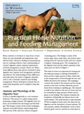 Practical Horse Nutrition and Feeding Management cover
