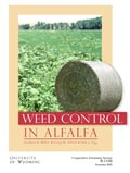 Weed Control in Alfalfa cover