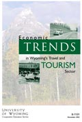 Economic Trends in Wyoming's Travel and Tourism Sector cover