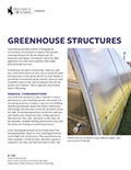 Greenhouse Structures cover