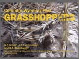 Common Wyoming Pest Grasshoppers cover