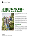 Christmas Tree Selection and Care cover