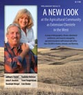 A New Look at the Agricultural Community as Extension Clientele in the West cover