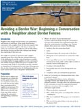 Avoiding a Border War: Beginning a Conversation with a Neighbor about Border Fences cover