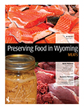Preserving Foods in Wyoming: Meats cover