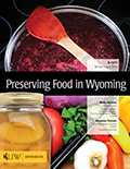 Preserving Food in Wyoming cover