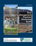 Best Management Practices Monitoring Guide for Stream systems cover