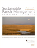 Sustainable Ranch Management Assessment Guidebook: A Communications Tool for Agencies, Ranchers, and Technical Service Providers cover