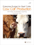 Enterprise Budget for Beef Cattle: Cow-Calf Production - 200 Head, Southeastern Wyoming cover