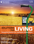 Solutions for Living: Innovative Devices for Continued Independence cover