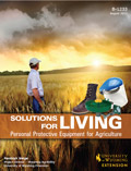 Solutions for Living: Personal Protective Equipment for Agriculture cover