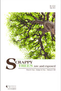 Scrappy Trees Raw and Exposed cover