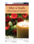 Planning Ahead, Difficult Decisions: After a Death - What Steps are Needed? cover