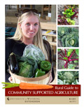 Rural Guide to Community Supported Agriculture cover