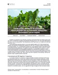 Farm Level Impacts of Potential Regulations on Glyphyosate Resistant Sugarbeet in Wyoming cover