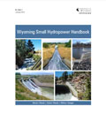 Wyoming Small Hydropower Handbook cover