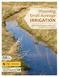 Wyoming Small Acreage Irrigation cover