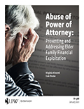 Abuse of Power of Attorney: Preventing and Addressing Elder Family Financial Exploitation cover