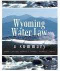 Wyoming Water Law: A Summary cover