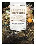 Backyard Composting Using Simple Small-scale Methods cover