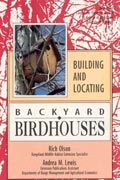 Building and Locating Backyard Birdhouses cover