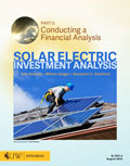 Solar Electric Investment Analysis - Part 5: Conducting a Financial Analysis cover