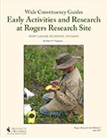 Rogers Research Site Bulletin 2: Wide Constituency Guides Early Activities and Research at Rogers Research Site, north Laramie Mountains, Wyoming cover