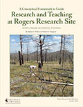 Rogers Research Site Bulletin 3: A Conceptual Framework to Guide Research and Teaching at Rogers Research Site, north Laramie Mountains, Wyoming cover