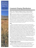 Livestock Grazing Distribution cover