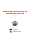 Agricultural Resource Management Plan Wind River Indian Reservation cover