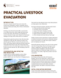 Practical Livestock Evacuation cover