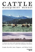 Cattle Management Manual cover