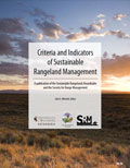 Criteria and Indicators of Sustainable Rangeland Management cover