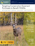 Wyoming Open Spaces: Targeting Conservation Easement Purchases to Benefit Wildlife cover