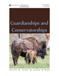Planning Ahead, Difficult Decisions: Guardianships and Conservatorships cover