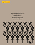 Wyoming Agricultural Pest Control: All 901 Categories cover