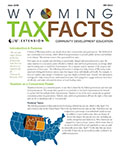 Wyoming Tax Facts Introduction cover